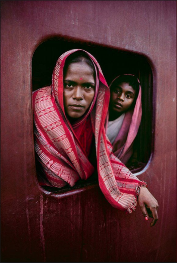 BENGALI WOMAN AND CHILD. Fuji Crystal. Limited Edition