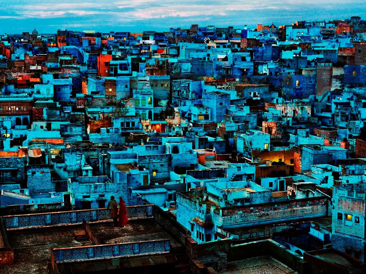BLUE CITY. Fuji Crystal. Limited edition