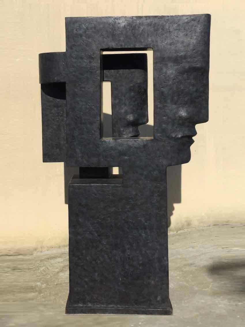 IDYLLE Bronze 245x130x55 cm  / 96.4x51x21.6inches