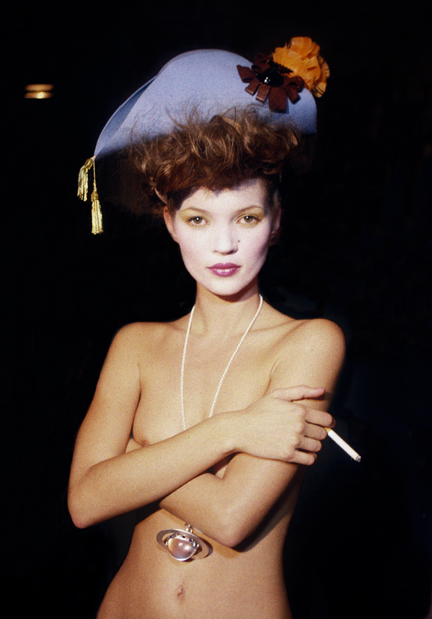 KATE MOSS. Fiber-Based, Archival Pigment Prints. Limited Edition