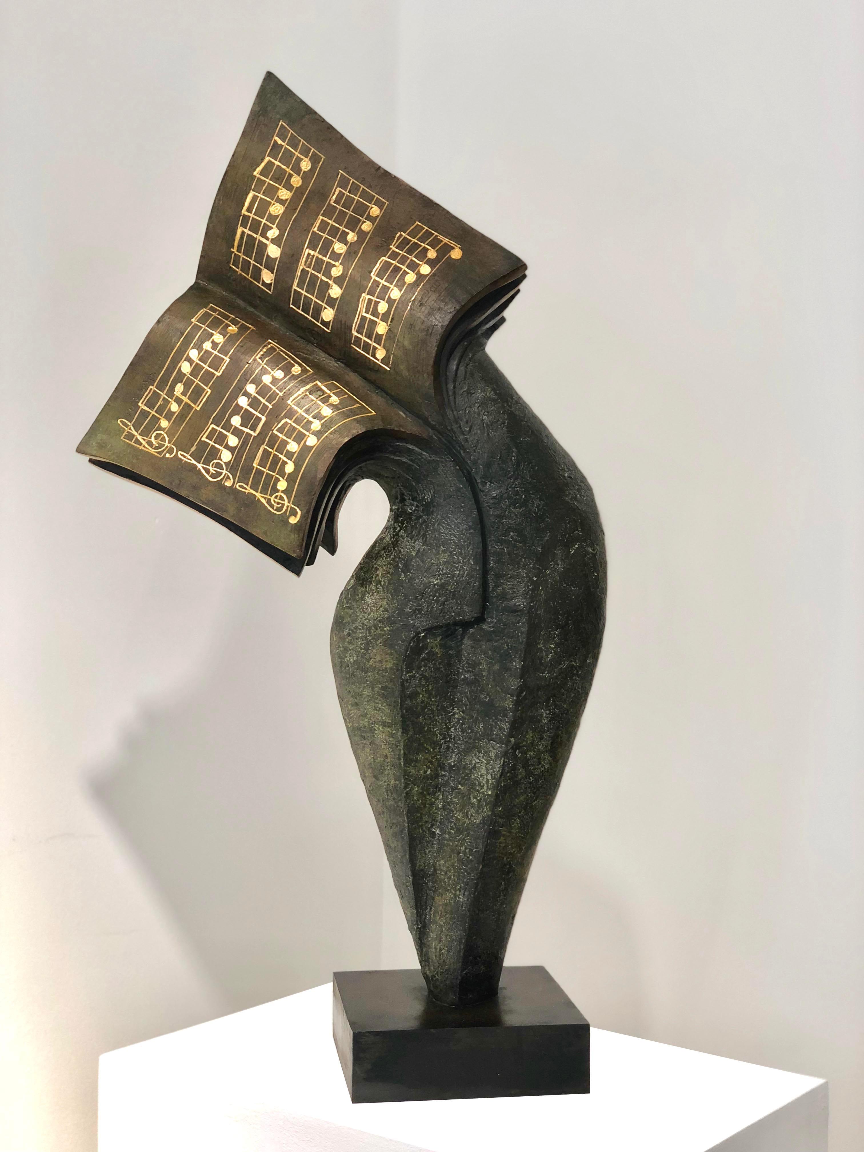 THALIA Bronze 88x52x20cm / 34,6x20,4x7,8 inches