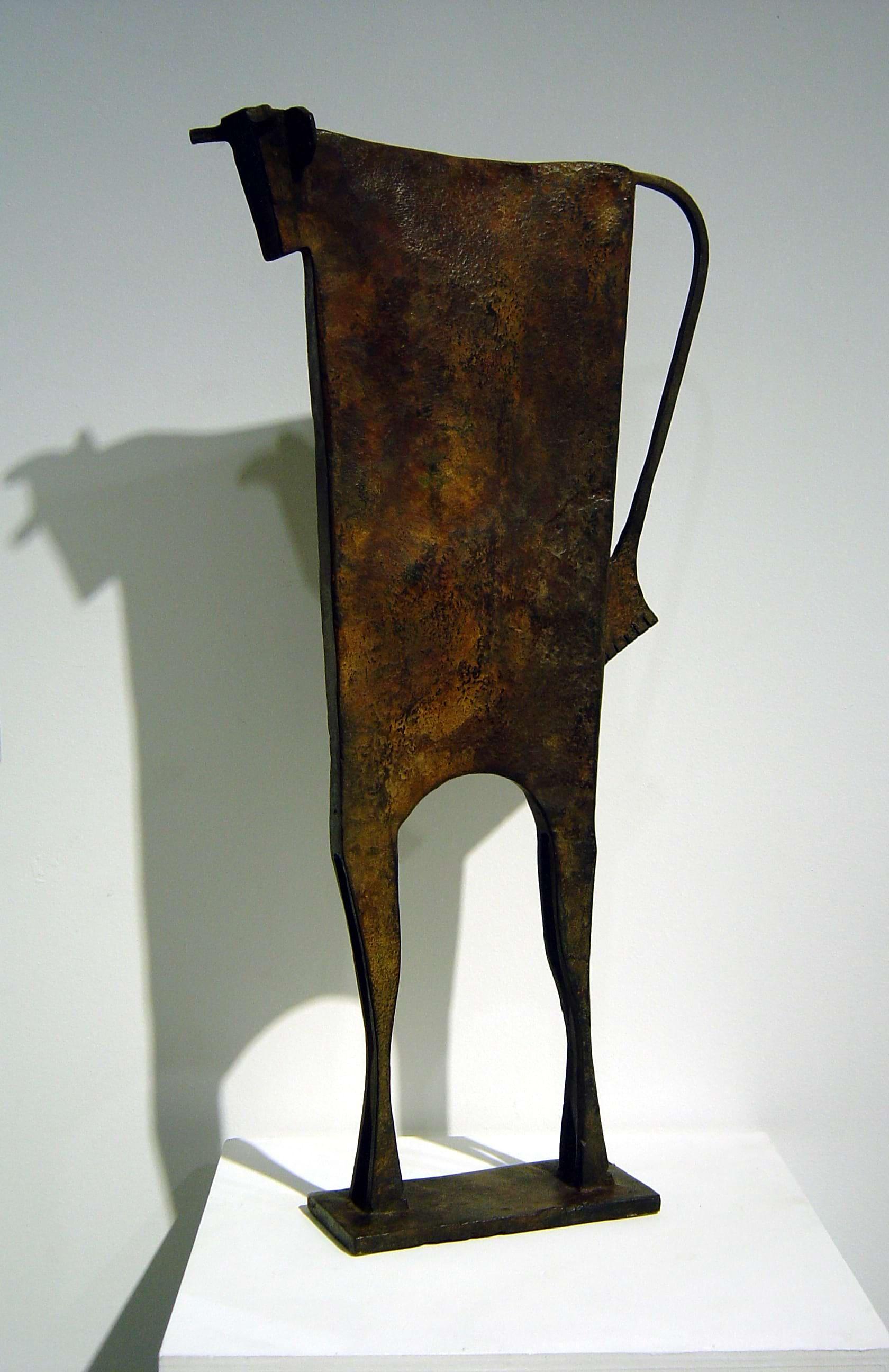 TORO CENILYO Bronze 72x36x9,5cm / 28,3x14,1x3,7 inches