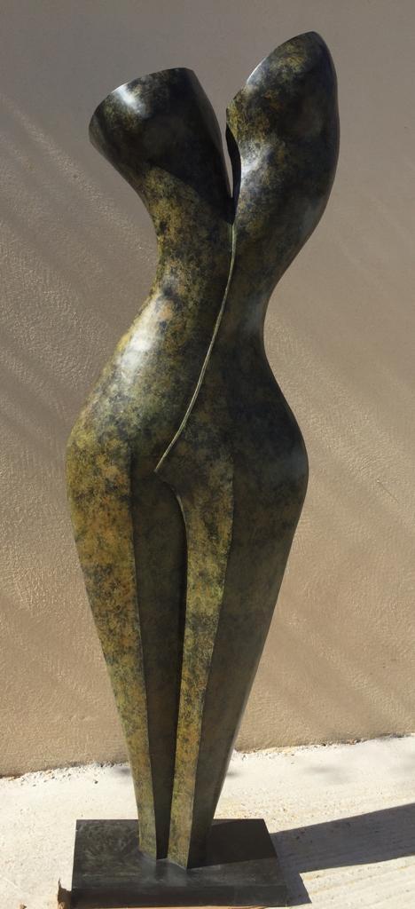 ARIA Bronze 250x90X45cm /98x35x18 inches