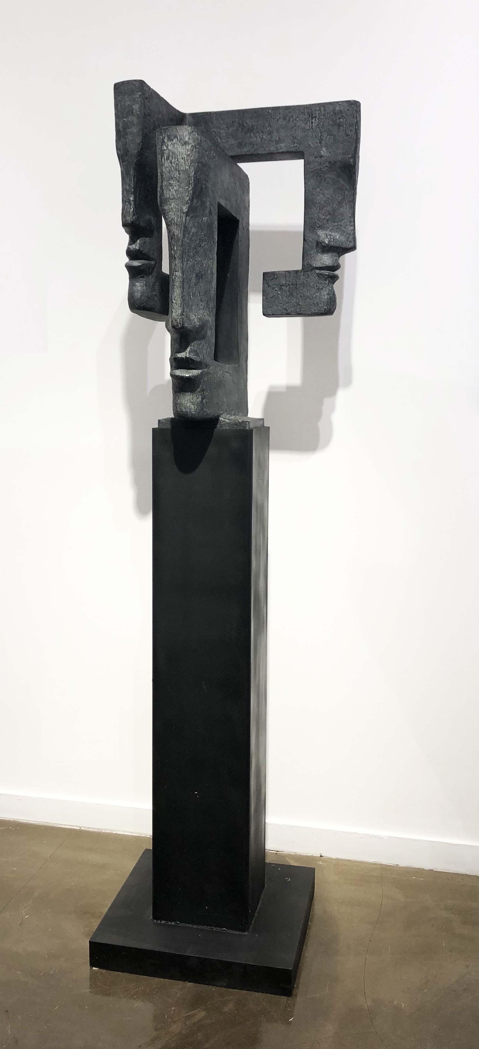 TRINIDAD Bronze 168x45x50cm /66,1x17,7x19,6  inches