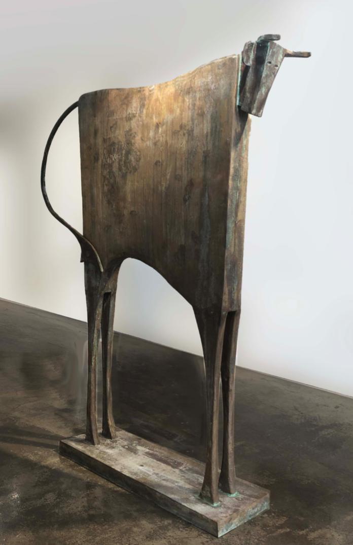 TORO FEGEO 180x155x32cm / 70,8x61x12,6 inches