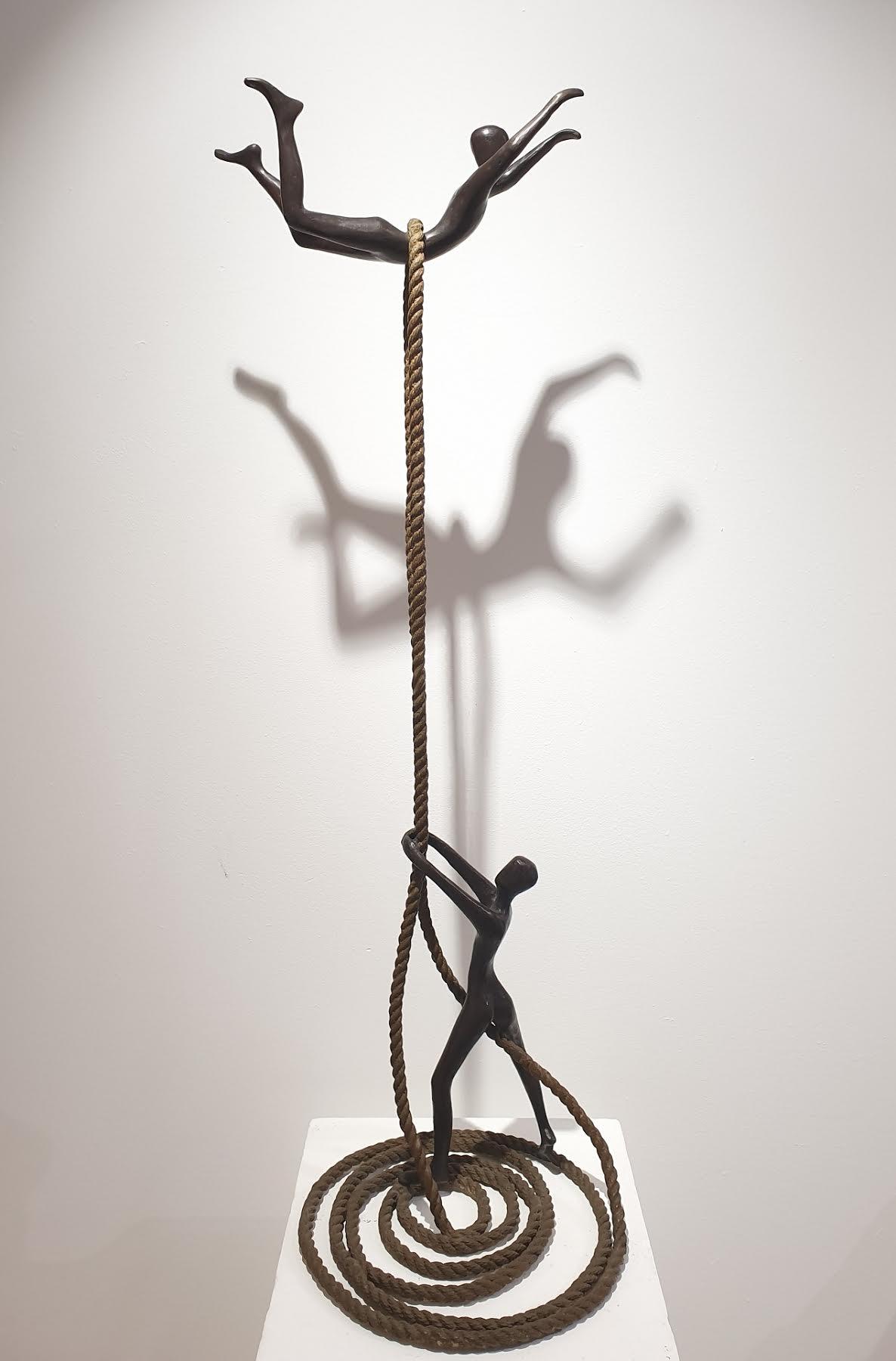 SKY HIGH-II  Bronze 120cm / 47,2 inches