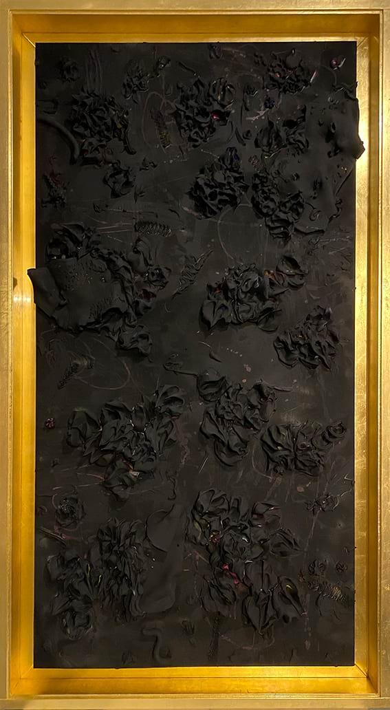 BLACK-II-Mixta 245x145cm/ 96,4x57 inches